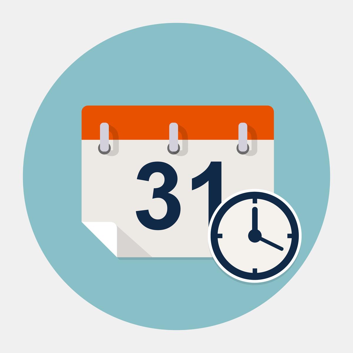 5 benefits of a calendar for an SME