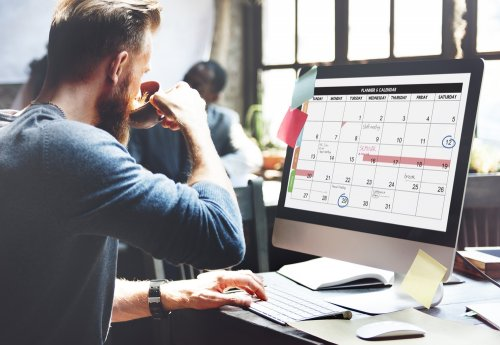 Four powerful ways to use a business calendar to raise your profile