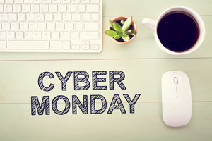 5 ways to rock your PR on Cyber Monday