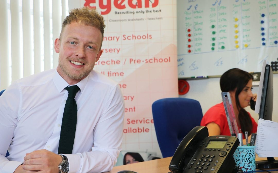 Armstrong Bell phone system is child's play for recruitment agency