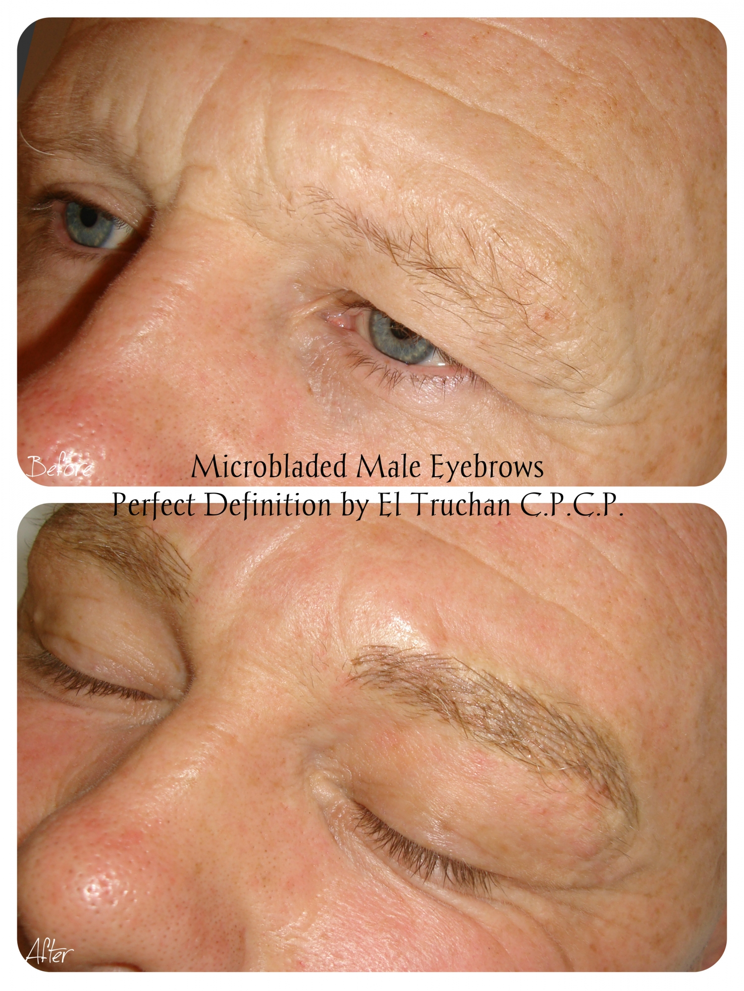 Male Eyebrows Microblading All You Need To Know Press Room